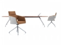 Koehl-Artiso-L-Designer-Sessel-orange
