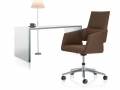 Koehl-Artiso-XL-Designer-Sessel-braun