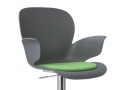 KÖHL CALIXO counterstoel stoel gestoffeerd