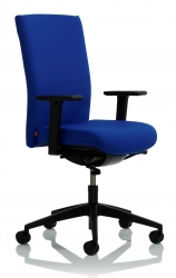 Selleo Edge bureaustoel blauw